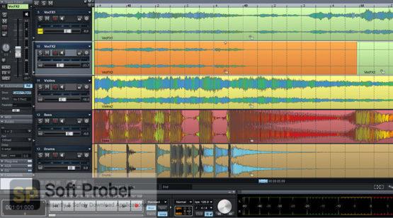 MAGIX Samplitude Pro X5 Suite 2021 Direct Link Download-Softprober.com