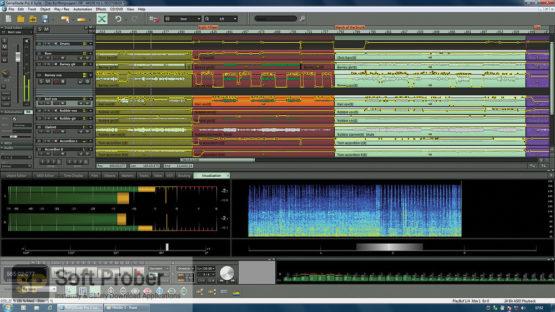 MAGIX Samplitude Pro X5 Suite 2021 Latest Version Download-Softprober.com