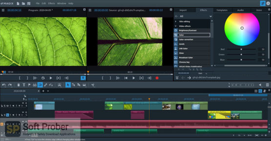 MAGIX Video Pro 2021 Latest Version Download-Softprober.com