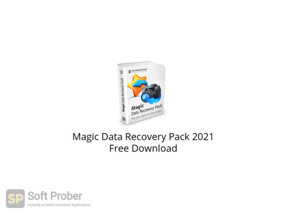 Magic Data Recovery Pack 2021 Free Download-Softprober.com