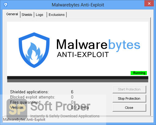Malwarebytes Anti Exploit Premium 2021 Latest Version Download-Softprober.com