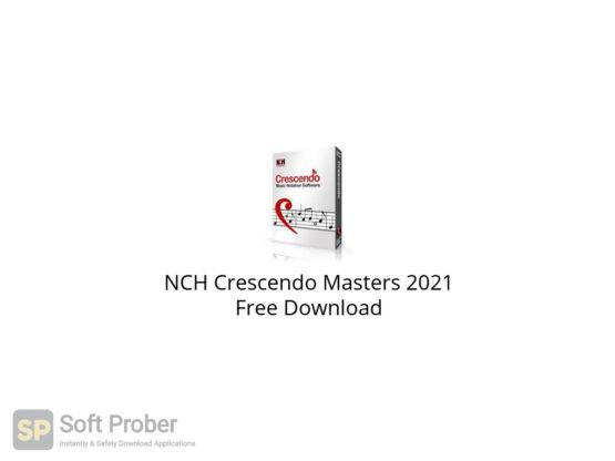NCH Crescendo Masters 2021 Free Download-Softprober.com