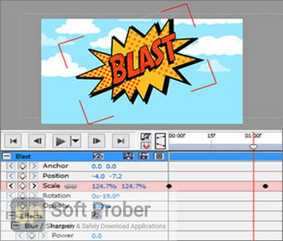 NCH Express Animate 2021 Direct Link Download-Softprober.com