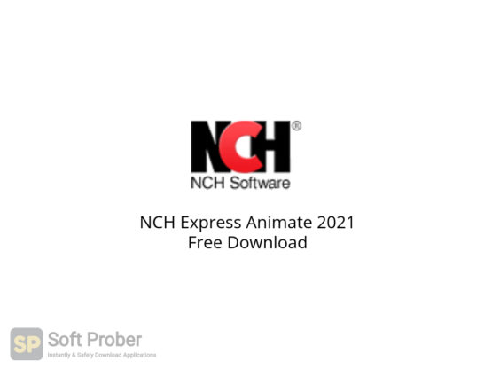 NCH Express Animate 2021 Free Download-Softprober.com