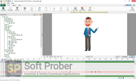NCH Express Animate 2021 Latest Version Download-Softprober.com