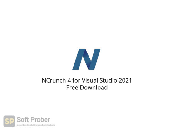 NCrunch 4 for Visual Studio 2021 Free Download-Softprober.com