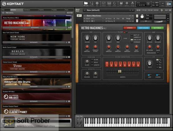 Native Instruments Kontakt 6 FULL 6.5.1 Latest Version Download-Softprober.com