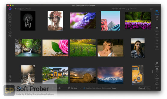 ON1 Photo RAW 2021 Latest Version Download-Softprober.com