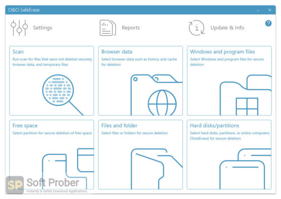 O&O SafeErase Professional 2021 Offline Installer Download-Softprober.com