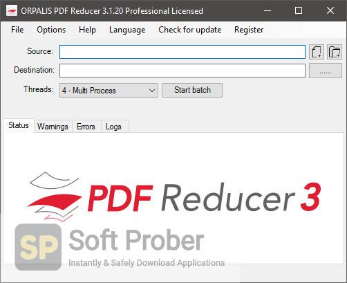 ORPALIS PDF Reducer Professional 2021 Offline Installer Download-Softprober.com