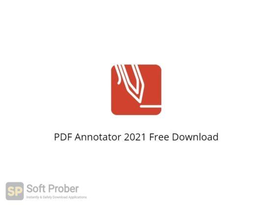 PDF Annotator 2021 Free Download-Softprober.com