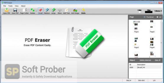PDF Eraser Pro 2021 Direct Link Download-Softprober.com