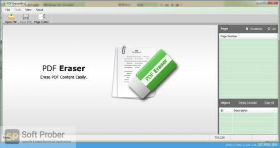 PDF Eraser Pro 2021 Latest Version Download-Softprober.com