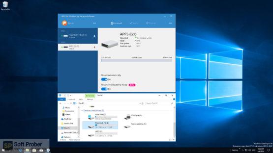 Paragon APFS for Windows 2021 Latest Version Download-Softprober.com