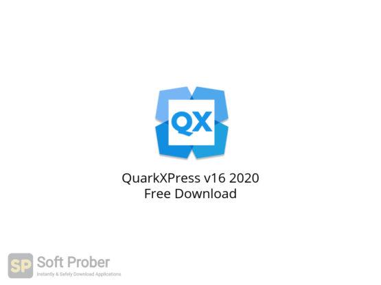 QuarkXPress v16 2020 Free Download-Softprober.com