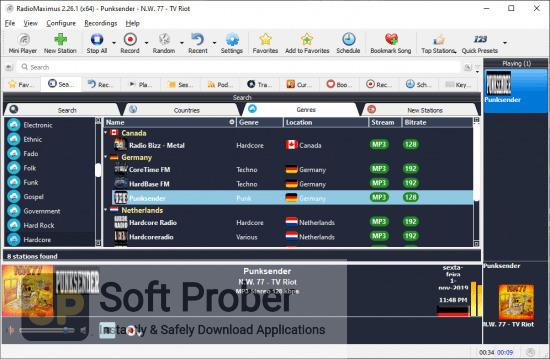 RadioMaximus Pro 2021 Direct Link Download-Softprober.com