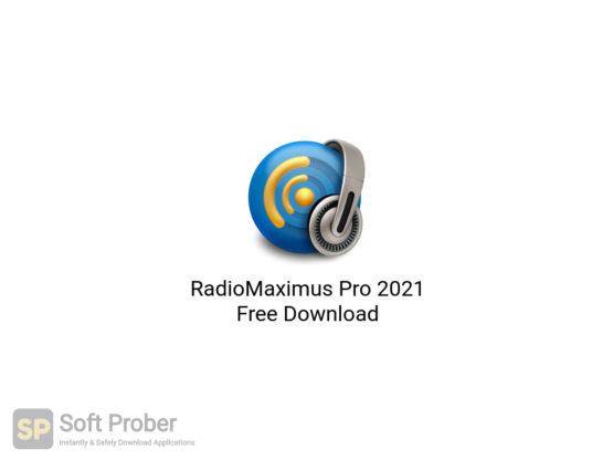 RadioMaximus Pro 2021 Free Download-Softprober.com