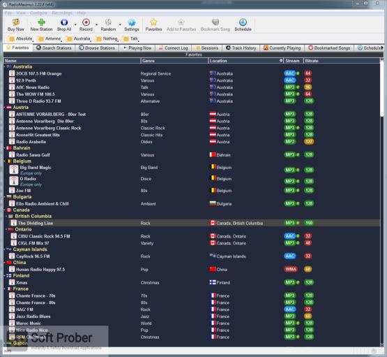 RadioMaximus Pro 2021 Offline Installer Download-Softprober.com