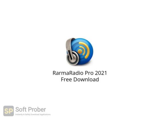 RarmaRadio Pro 2021 Free Download-Softprober.com