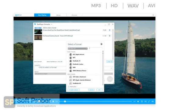 RealPlayer 20 2021 Latest Version Download-Softprober.com