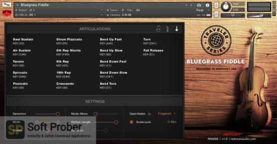 Red Room Audio Traveler Series Bluegrass Fiddle 2021 Direct Link Download-Softprober.com