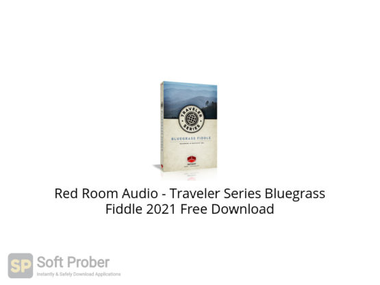 Red Room Audio Traveler Series Bluegrass Fiddle 2021 Free Download-Softprober.com