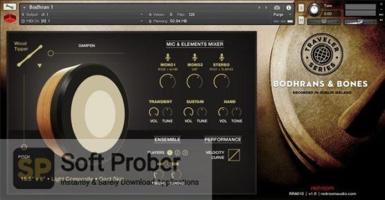 Red Room Audio Traveler Series Bodhrans And Bones 2021 Direct Link Download-Softprober.com