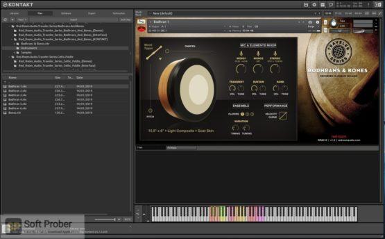 Red Room Audio Traveler Series Bodhrans And Bones 2021 Latest Version Download-Softprober.com