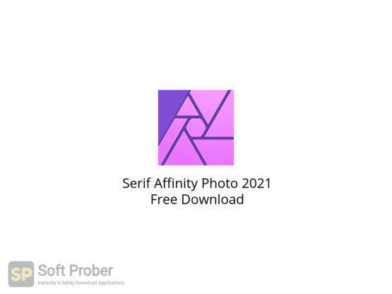Serif Affinity Photo 2021 Free Download-Softprober.com