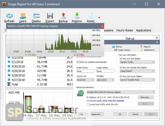 SoftPerfect NetWorx 2021 Offline Installer Download-Softprober.com