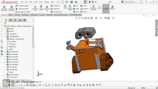 SolidWorks Premium 2021 Direct Link Download-Softprober.com