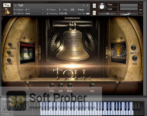 Sonokinetic Toll (KONTAKT) Offline Installer Download-Softprober.com