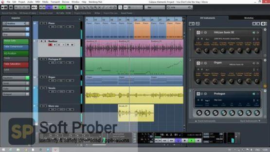Steinberg Cubase 11 Pro 2021 Direct Link Download-Softprober.com