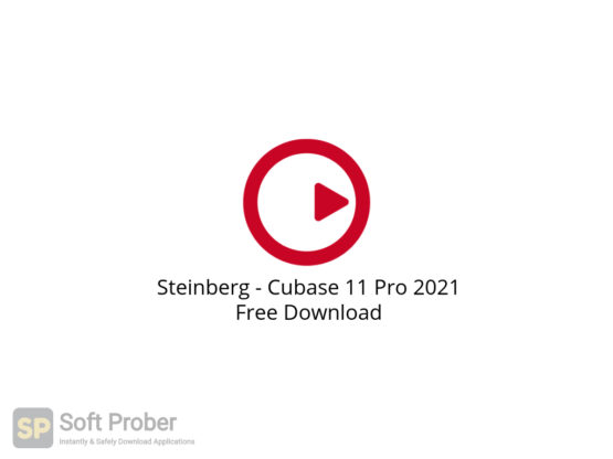 Steinberg Cubase 11 Pro 2021 Free Download-Softprober.com