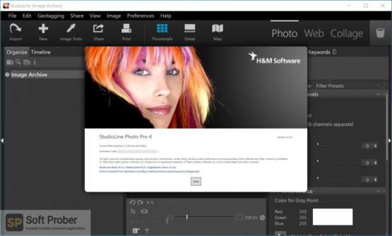 StudioLine Photo Pro 2021 Offline Installer Download-Softprober.com
