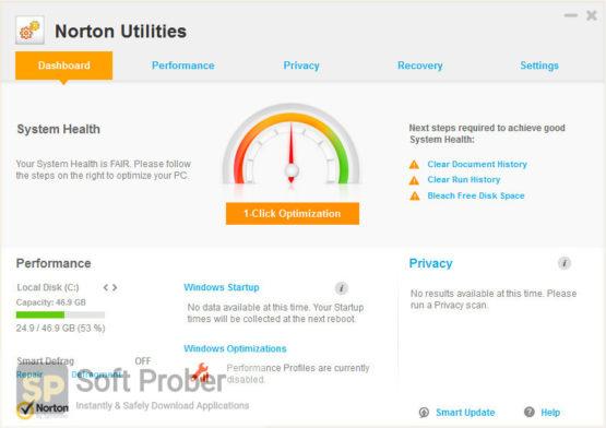 Symantec Norton Utilities 2021 Direct Link Download-Softprober.com