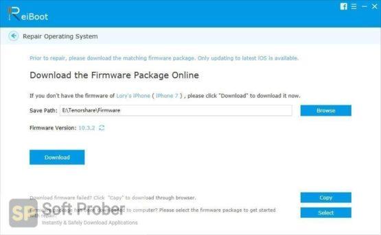 Tenorshare ReiBoot Pro 2021 Latest Version Download-Softprober.com