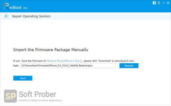 Tenorshare ReiBoot Pro 2021 Offline Installer Download-Softprober.com