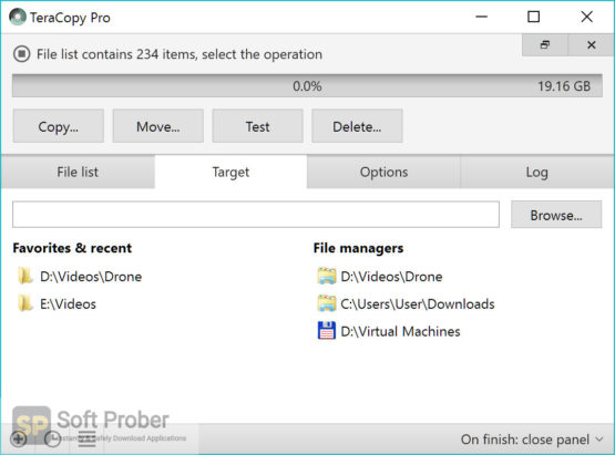 TeraCopy Pro 2021 Offline Installer Download-Softprober.com