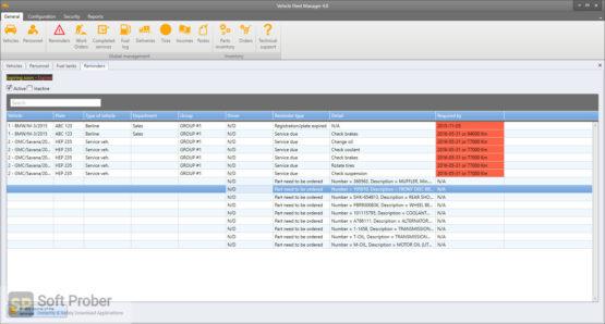 Vinitysoft Vehicle Fleet Manager 2021 Direct Link Download-Softprober.com