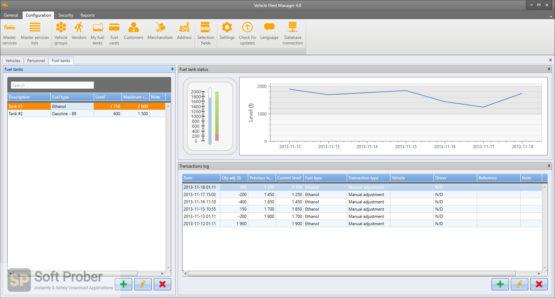 Vinitysoft Vehicle Fleet Manager 2021 Latest Version Download-Softprober.com