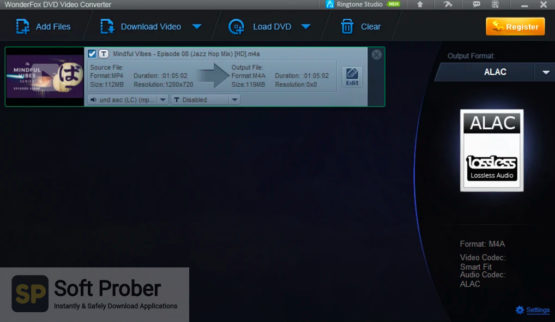 WonderFox DVD Video Converter 2021 Latest Version Download-Softprober.com