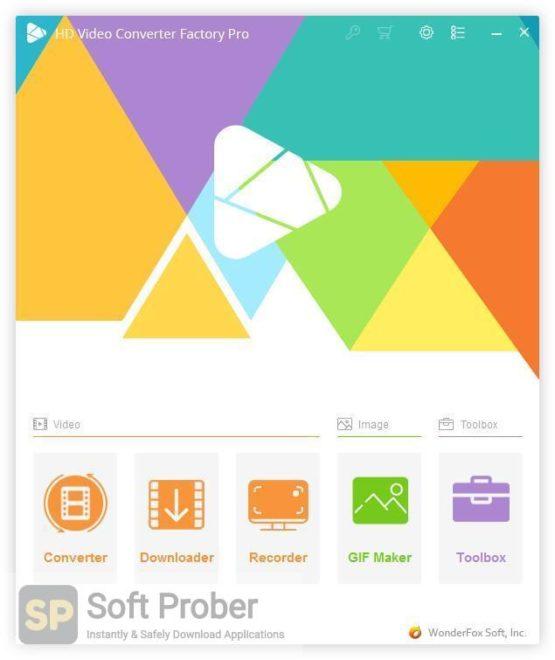 WonderFox HD Video Converter Factory Pro 2021 Direct Link Download-Softprober.com