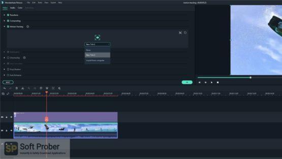 Wondershare Filmora X 10.1 with Effects Pack 2021 Latest Version Download-Softprober.com