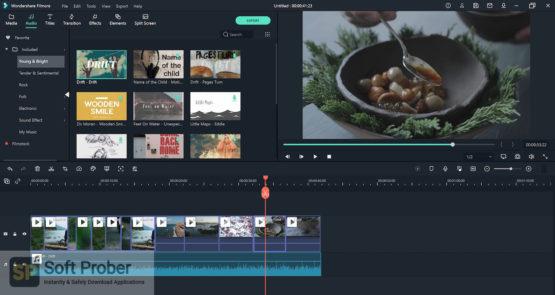 Wondershare Filmora X 10.1 with Effects Pack 2021 Offline Installer Download-Softprober.com