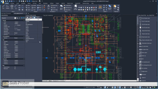 progeCAD 2021 Professional Offline Installer Download-Softprober.com