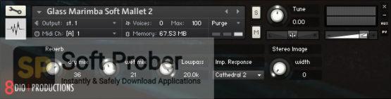 8DIO Glass Marimba 2021 Offline Installer Download-Softprober.com