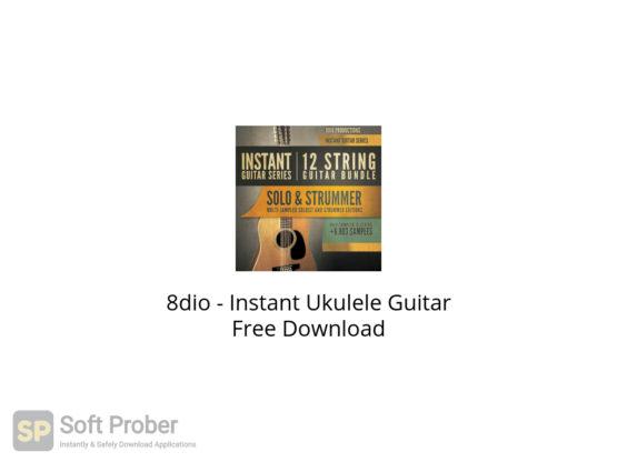 8dio Instant Ukulele Guitar Free Download-Softprober.com