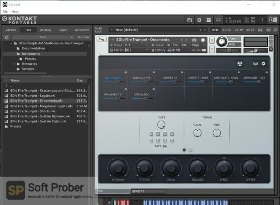 8dio Sample Aid Studio Series: Fire Trumpet Direct Link Download-Softprober.com