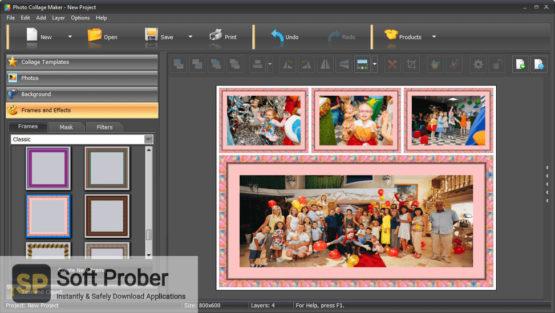 AMS Software Photo Collage Maker Pro 2021 Latest Version Download-Softprober.com